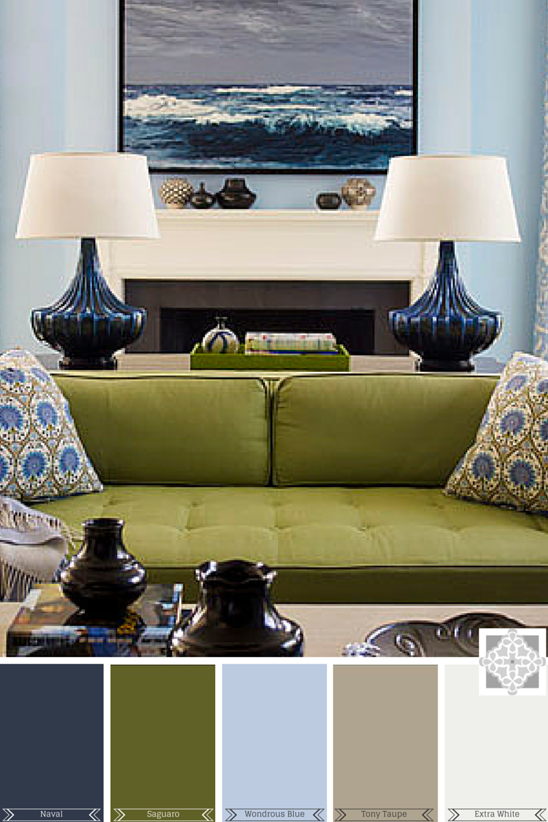 Interiors By The Sewing Room 187 Color Inspiration Navy And