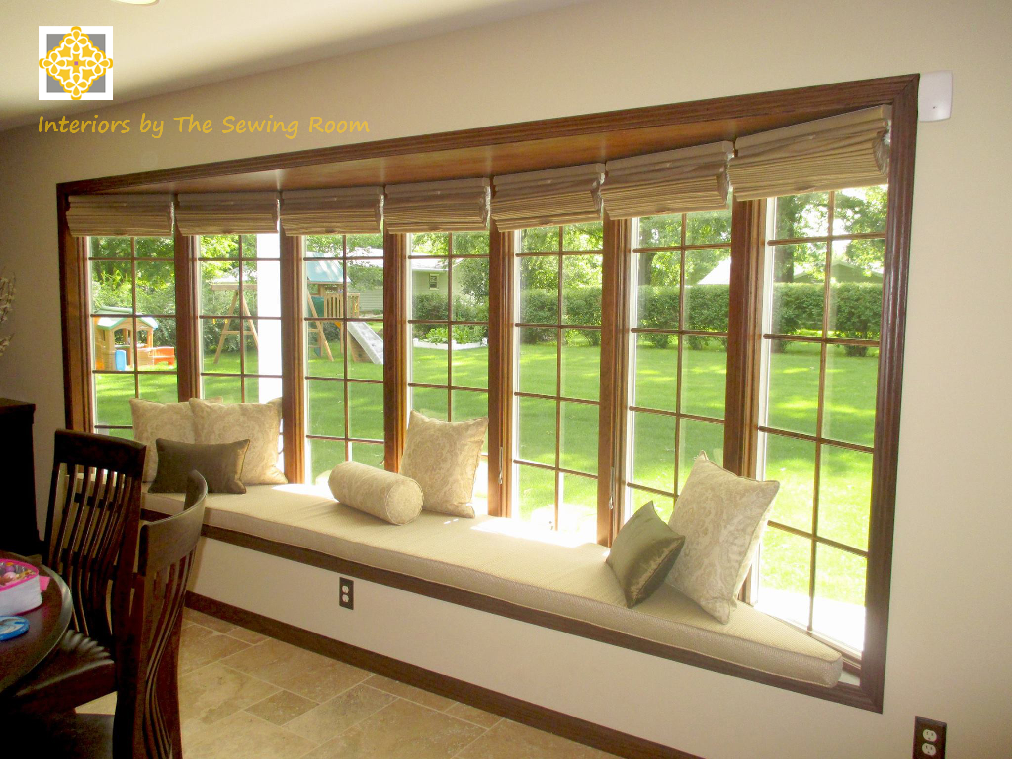 Successful solutions series window treatment ideas for Window bay ideas